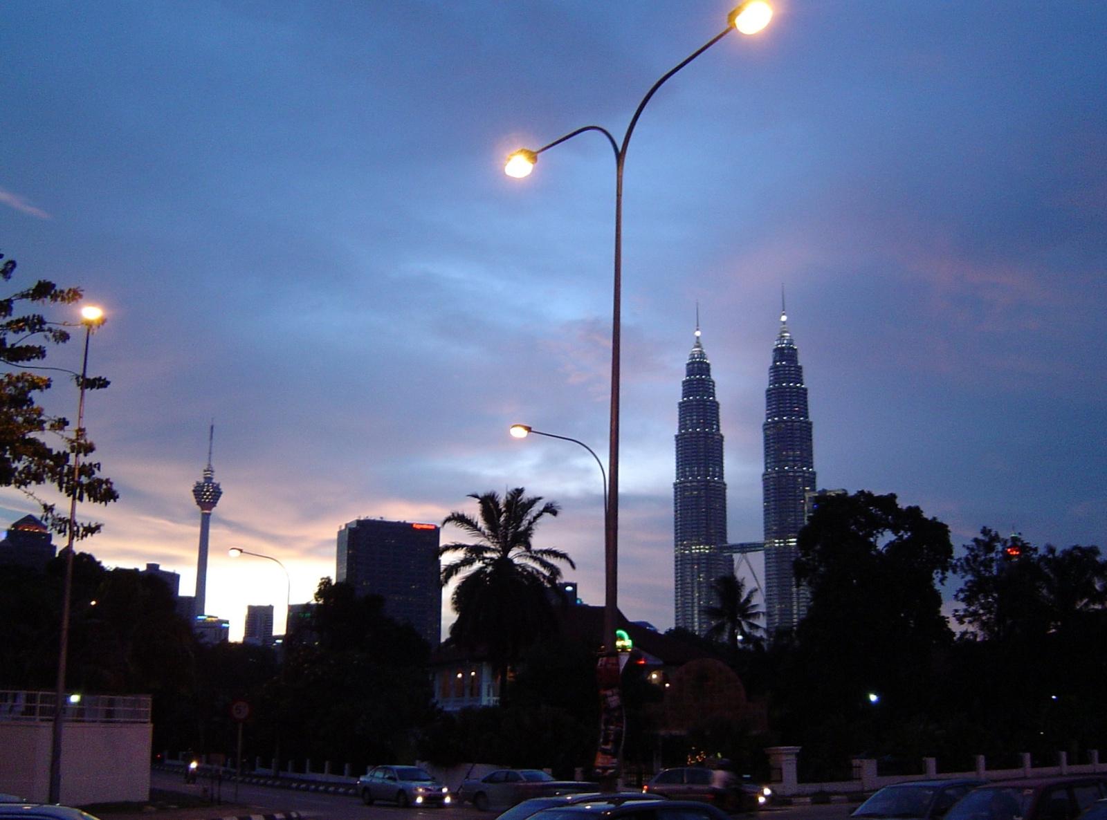 Esti séta Kuala Lumpurban