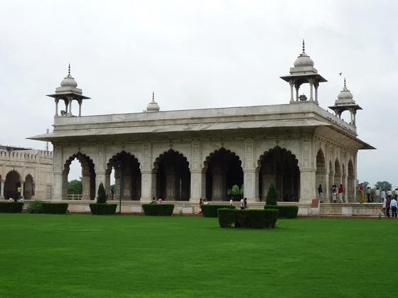 salga: Delhi Red Fort India
