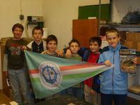 TIT HMHE: 13. Hajómodellező szakkör a Csokonai Gimnáziumban
