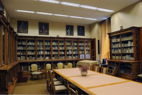 Országos Széchényi Könyvtár: Apponyi-terem