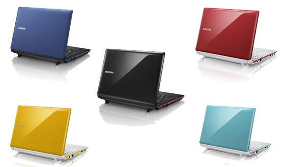 Samsung N150 szinek