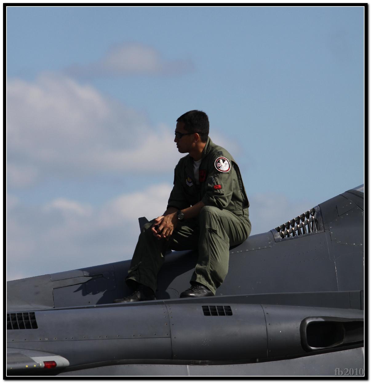 Naki77: F-15 Pilóta