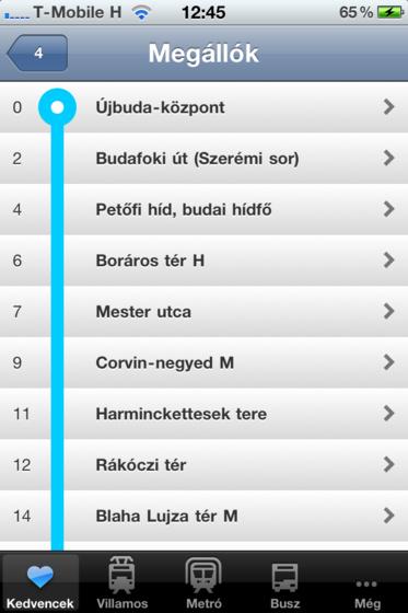 Új megállónevek a 4/6 vonalán - fotó: gborz.png