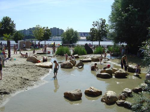 Bécs-Budapest-Duna-sziget