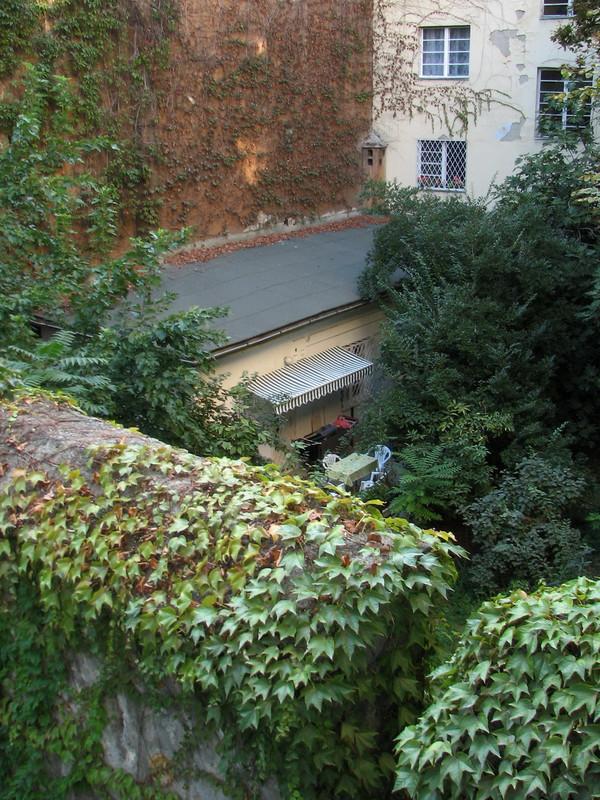 Belvárosi kertes ház4