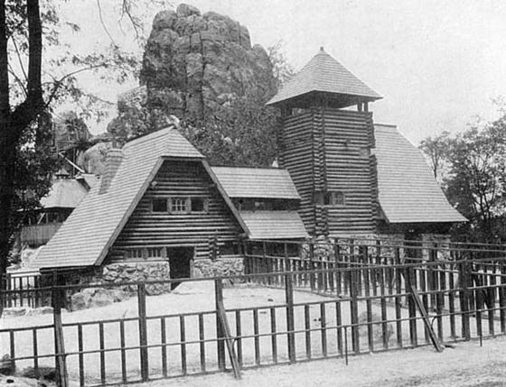Bölényház