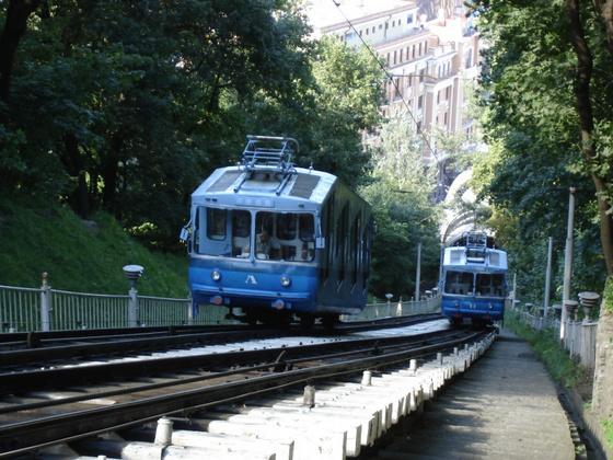 vrobee: Kyiv funicular