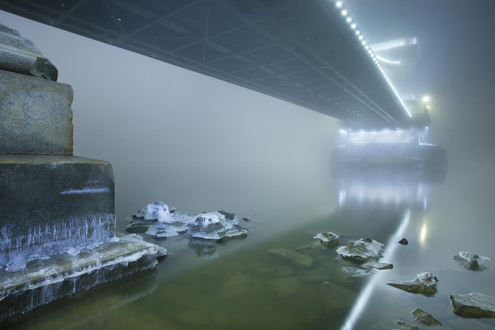 oban dorg: ködfény