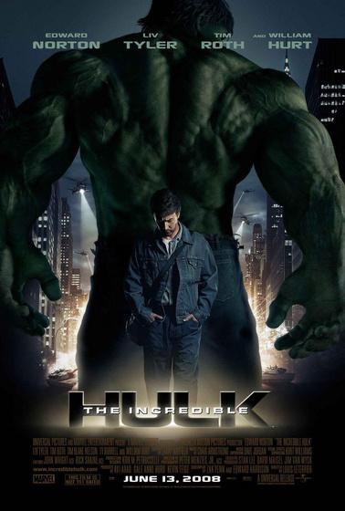 A hihetetlen Hulk plakát 1