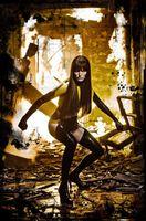 Malin Akerman   ---   Laurie Juspeczyk/Silk Spectre II
