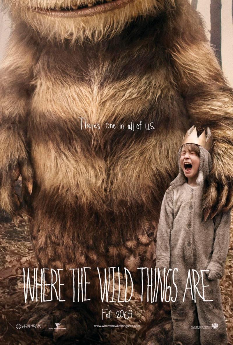 Ahol a vadak várnak – Filmek