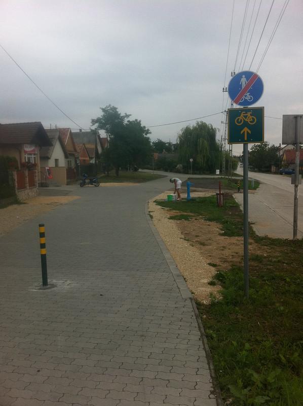 darthwalk: Pákozdi bringaút