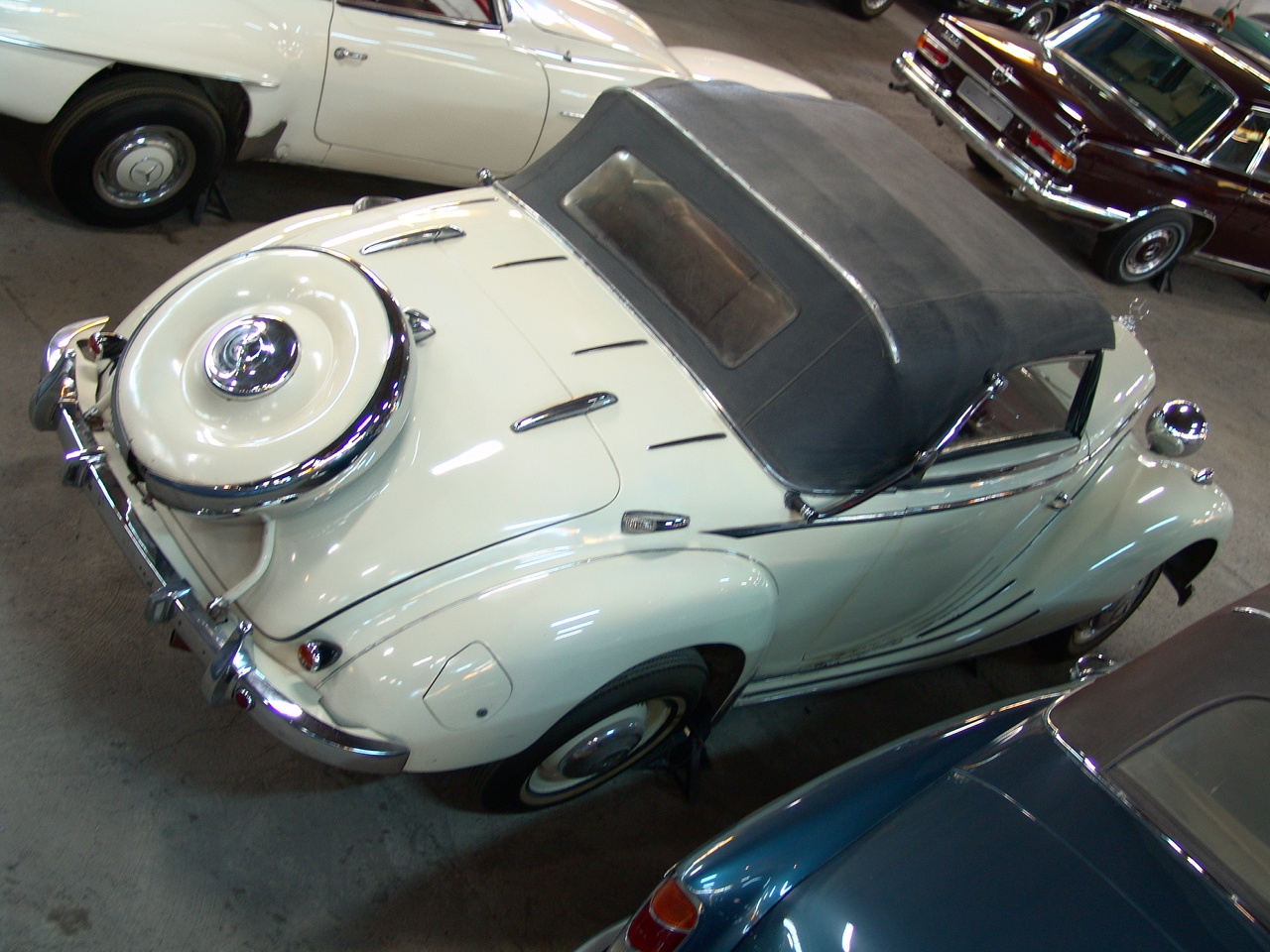 Iranian car museum, Karaj,July13,2010 050