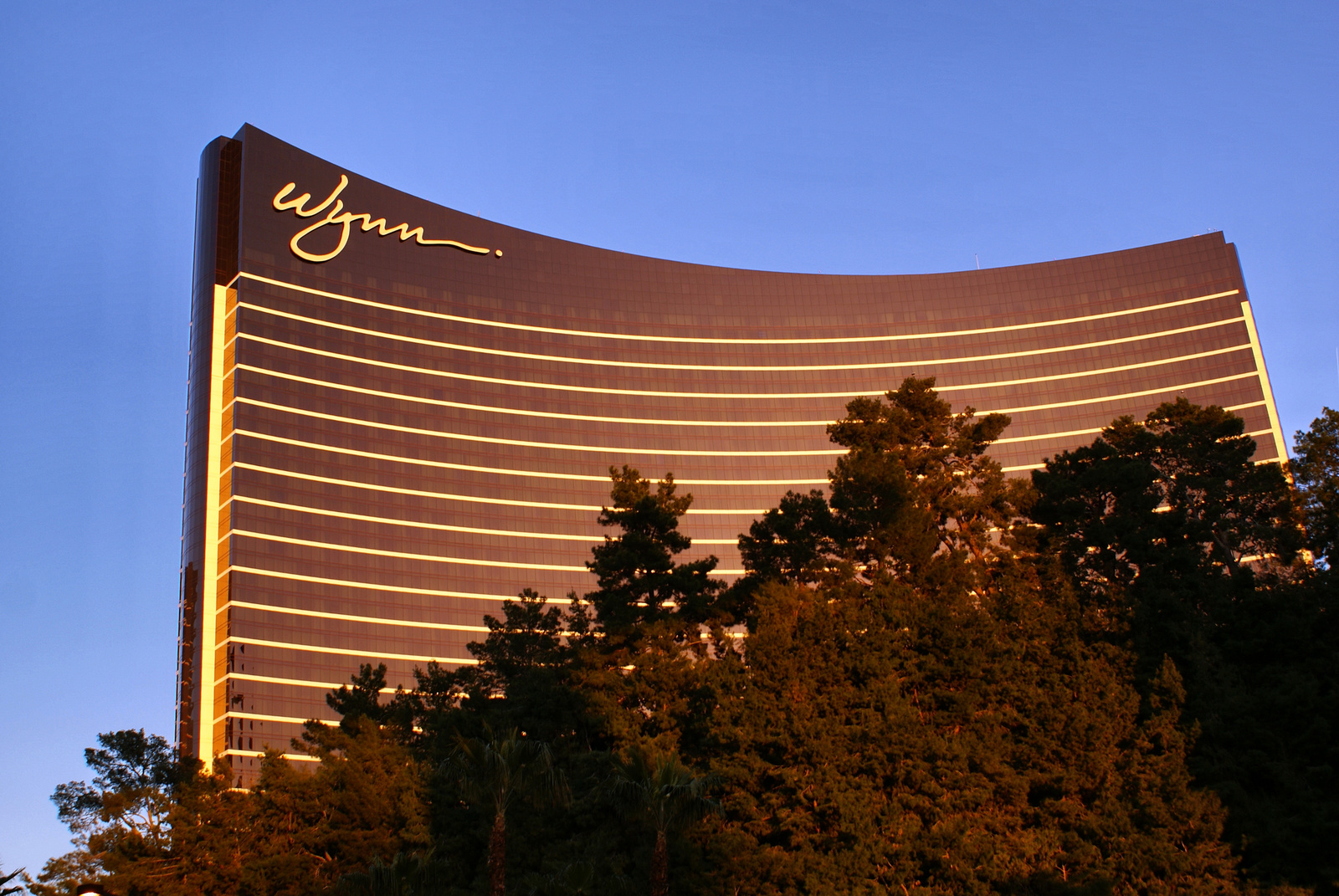 Las Vegas Strip Wynn