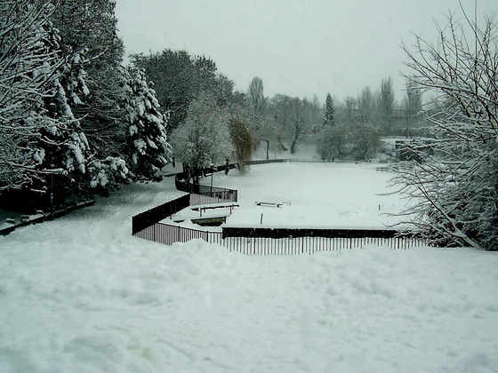 Kvazimir: Bánya tó3