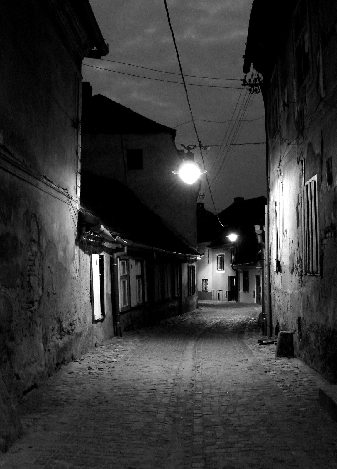 régi utca