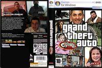freddyD: Grand Theft Auto Gyozike by Bezilon
