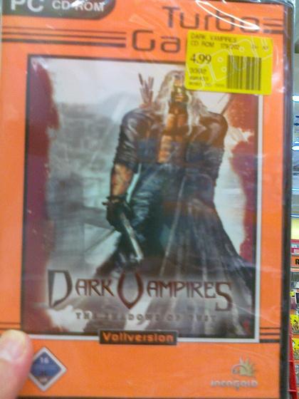 freddyD: dark vampires