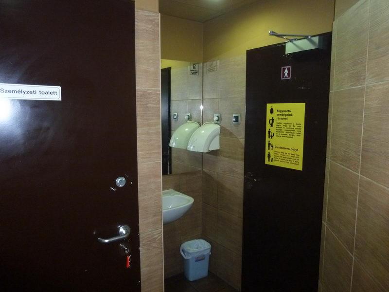 Trendi toalett