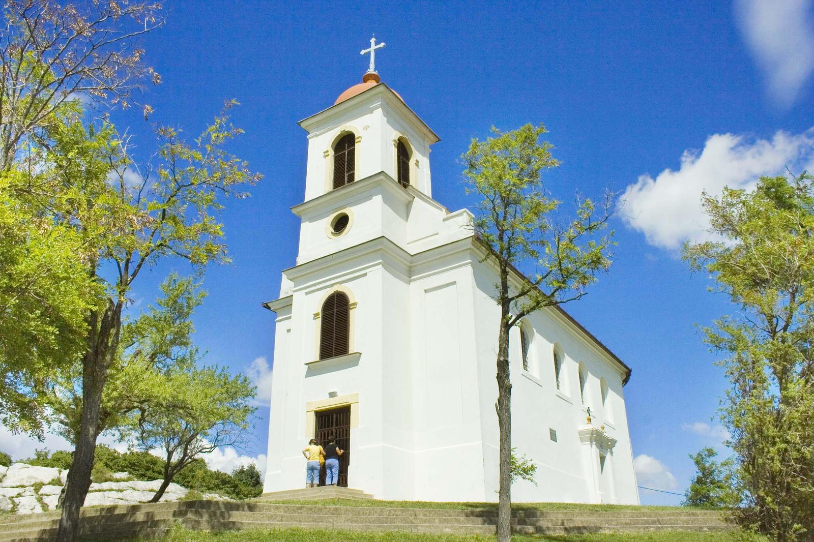 Pécs - Boldogasszony kápolna, Havi-hegy