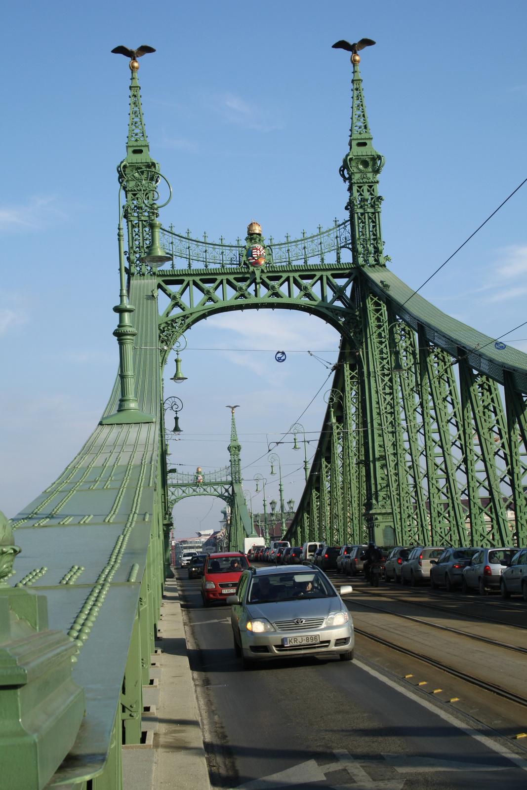Vasékesség 4,avagy a sorbanállás a hídon...