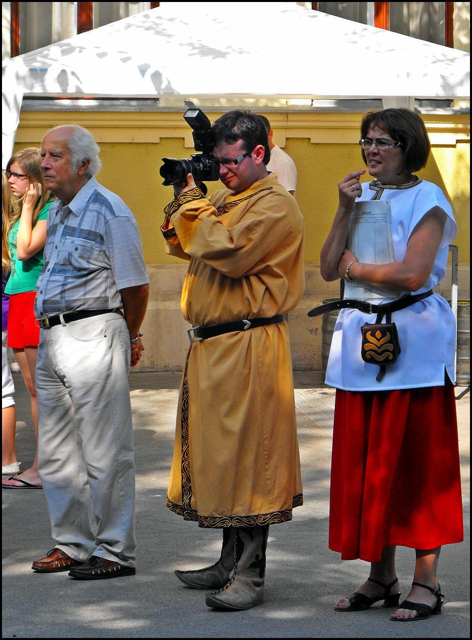 Középkori fotós