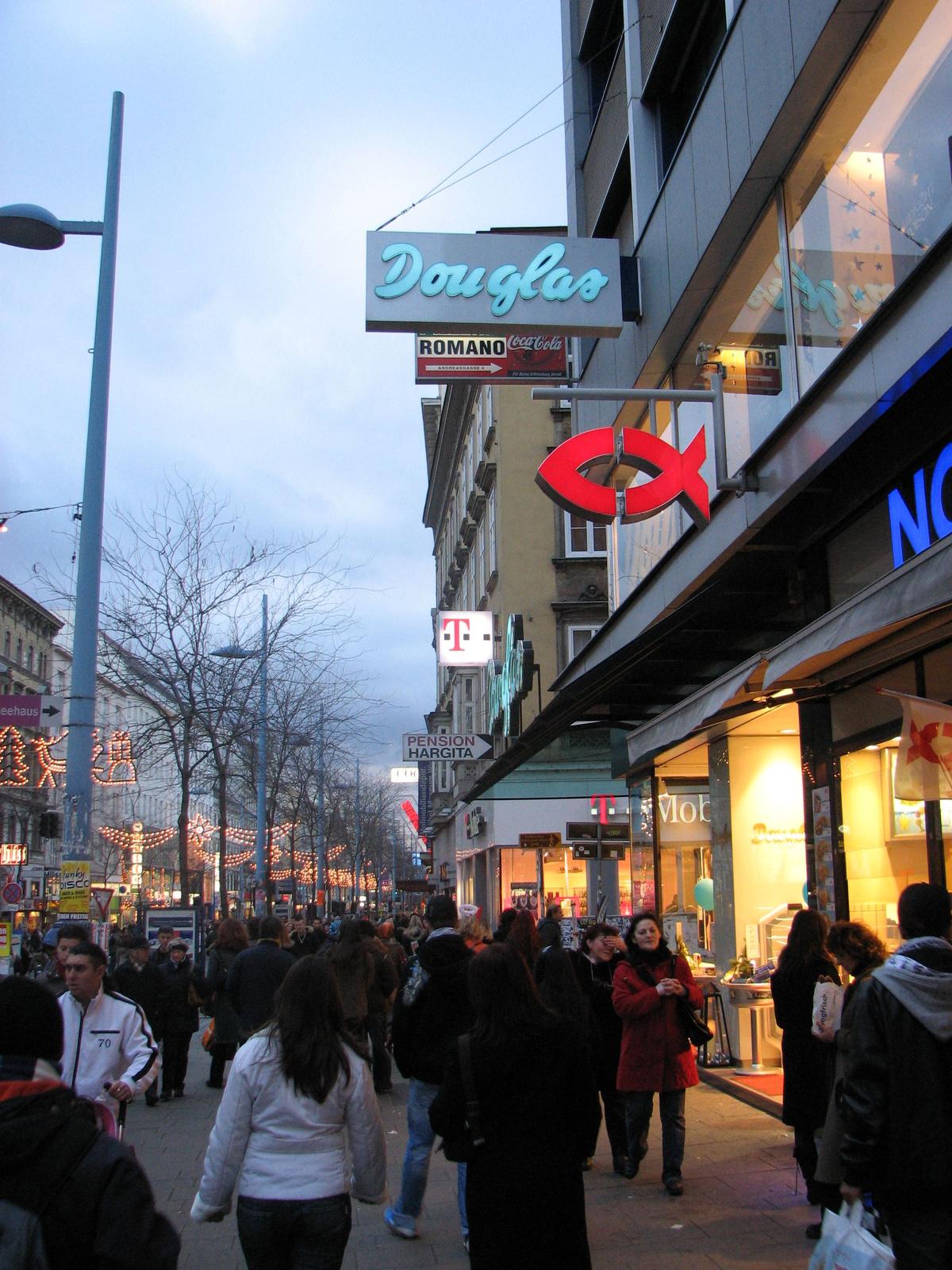 Penziót nyitottunk Bécsben