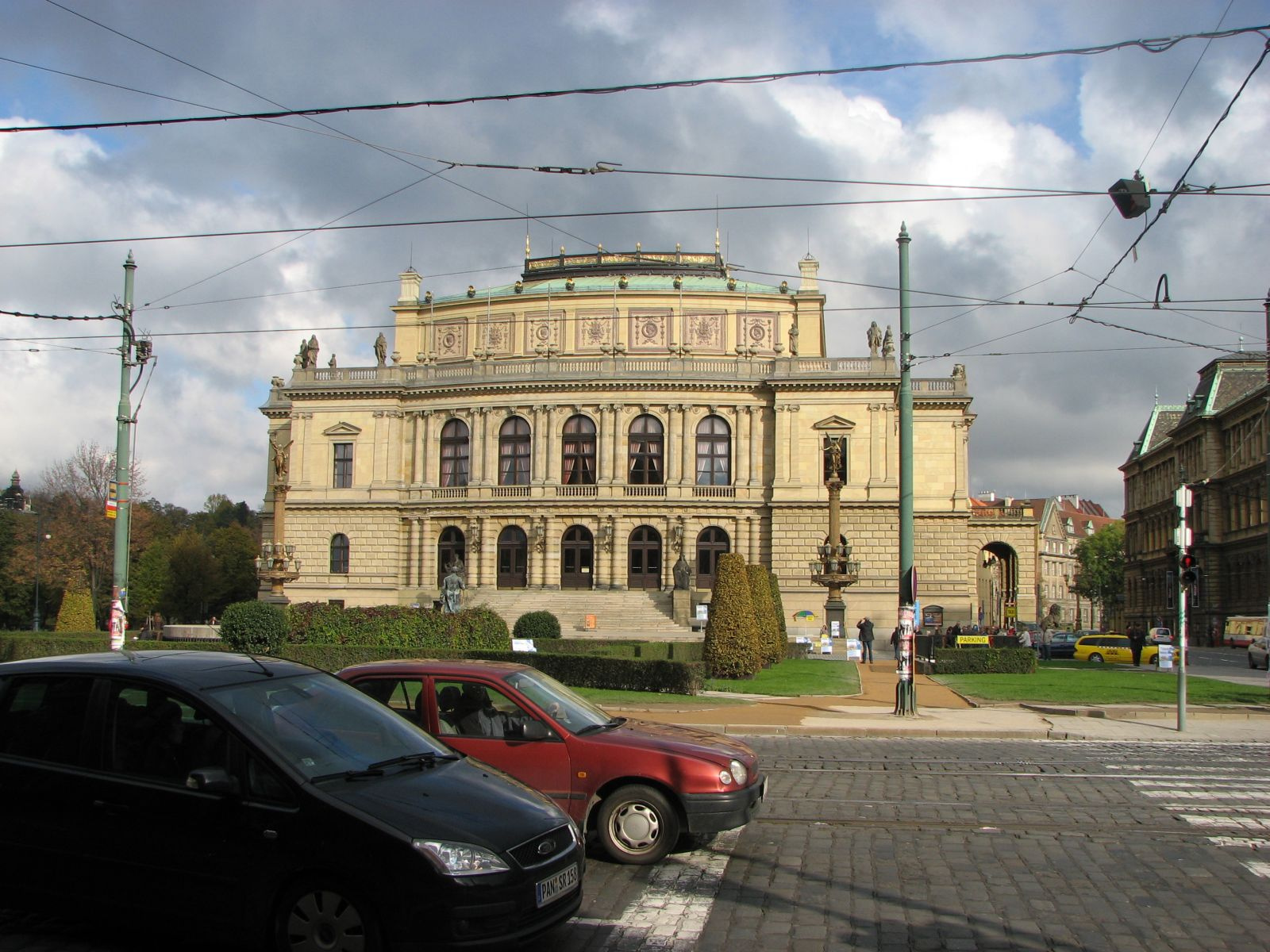 Szép épület
