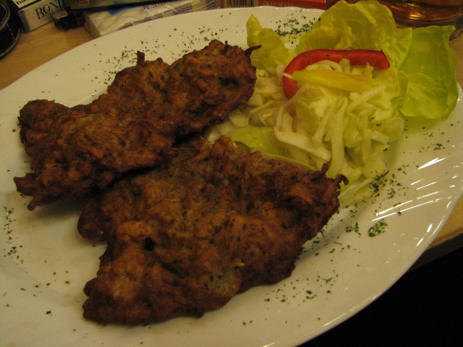Chicken a la Jaromír