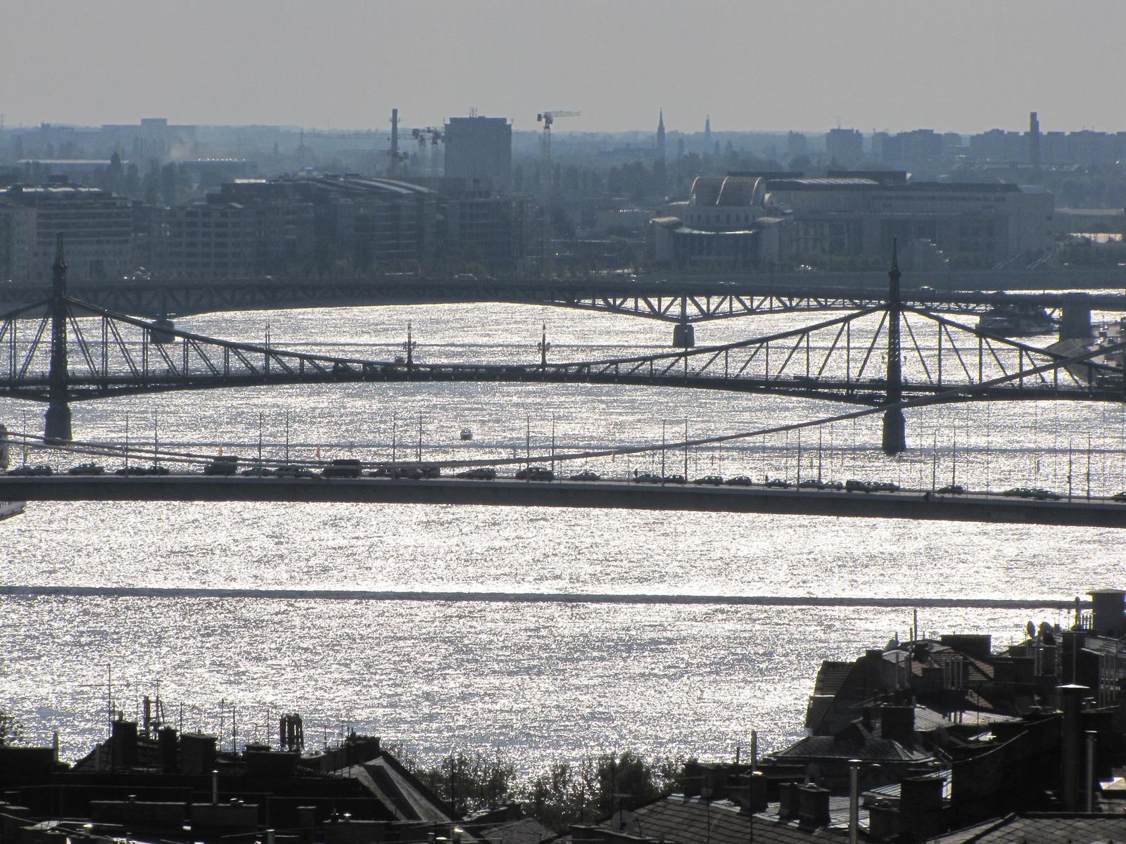 Magyarország, Budapest, hidak, SzG3