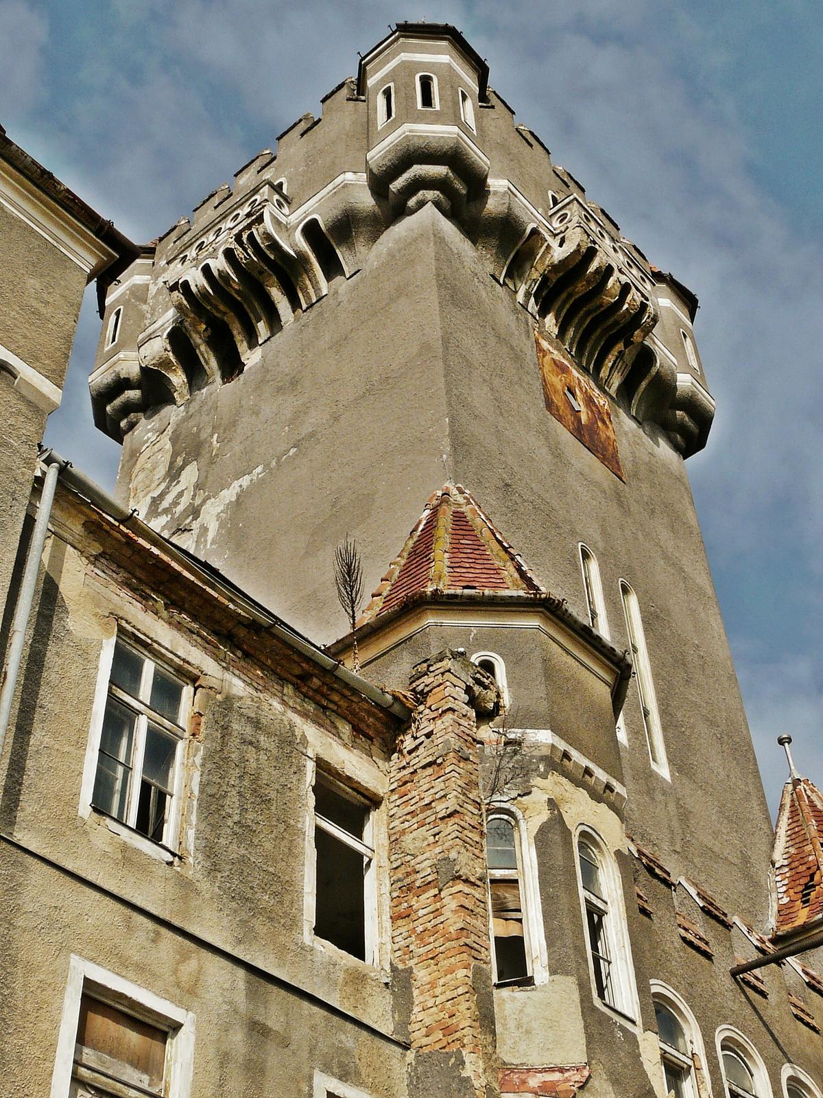 Csipkerózsi tornya