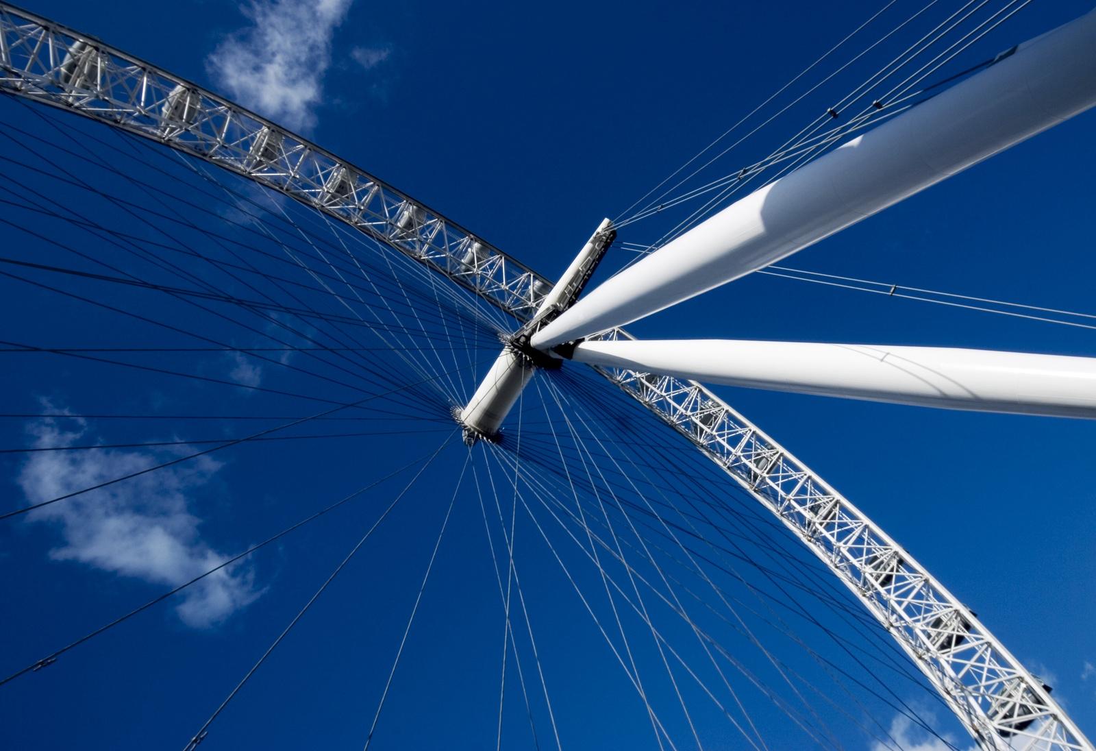 London Eye részlet