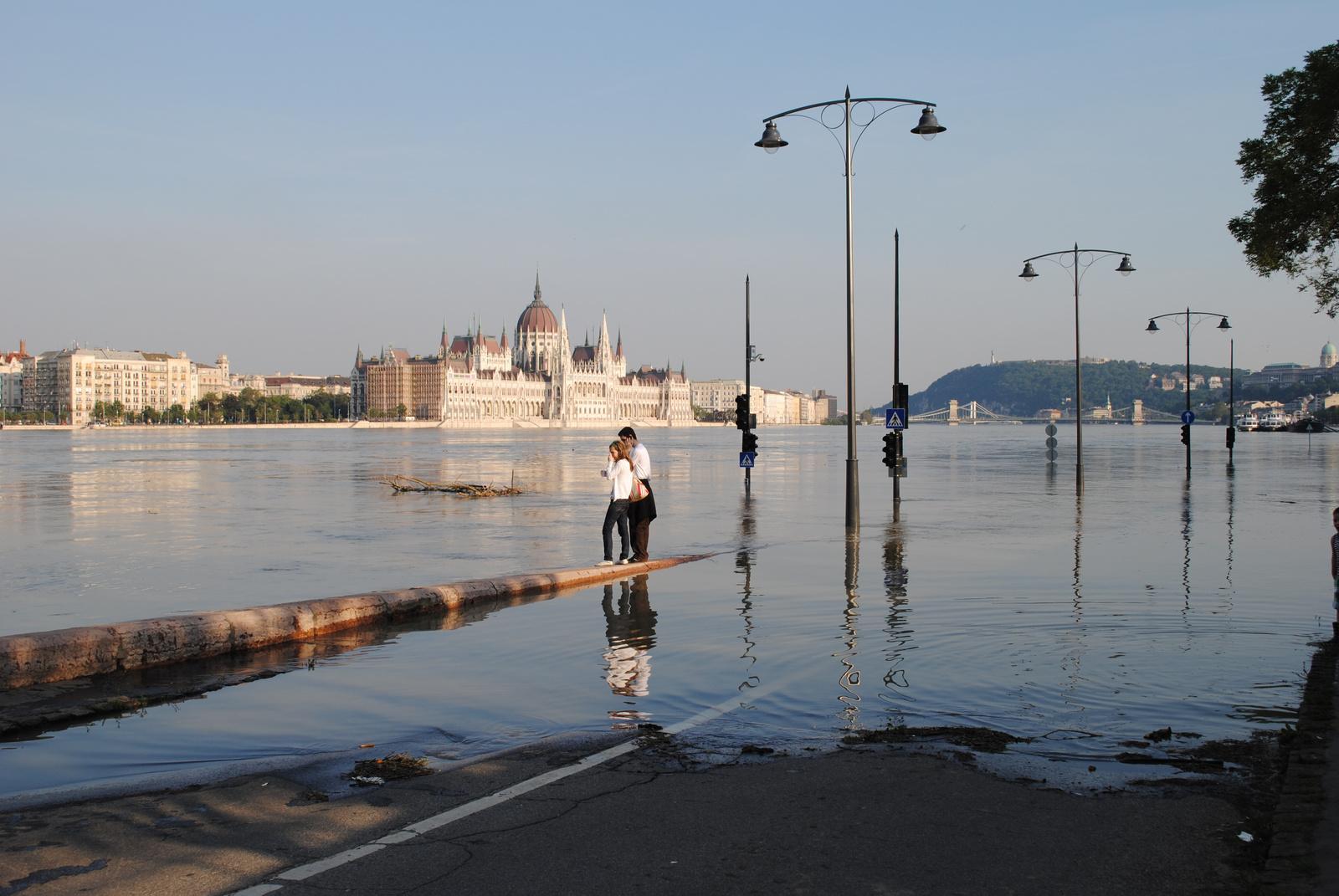 Árvízi helyzetjelentés, 2010. június