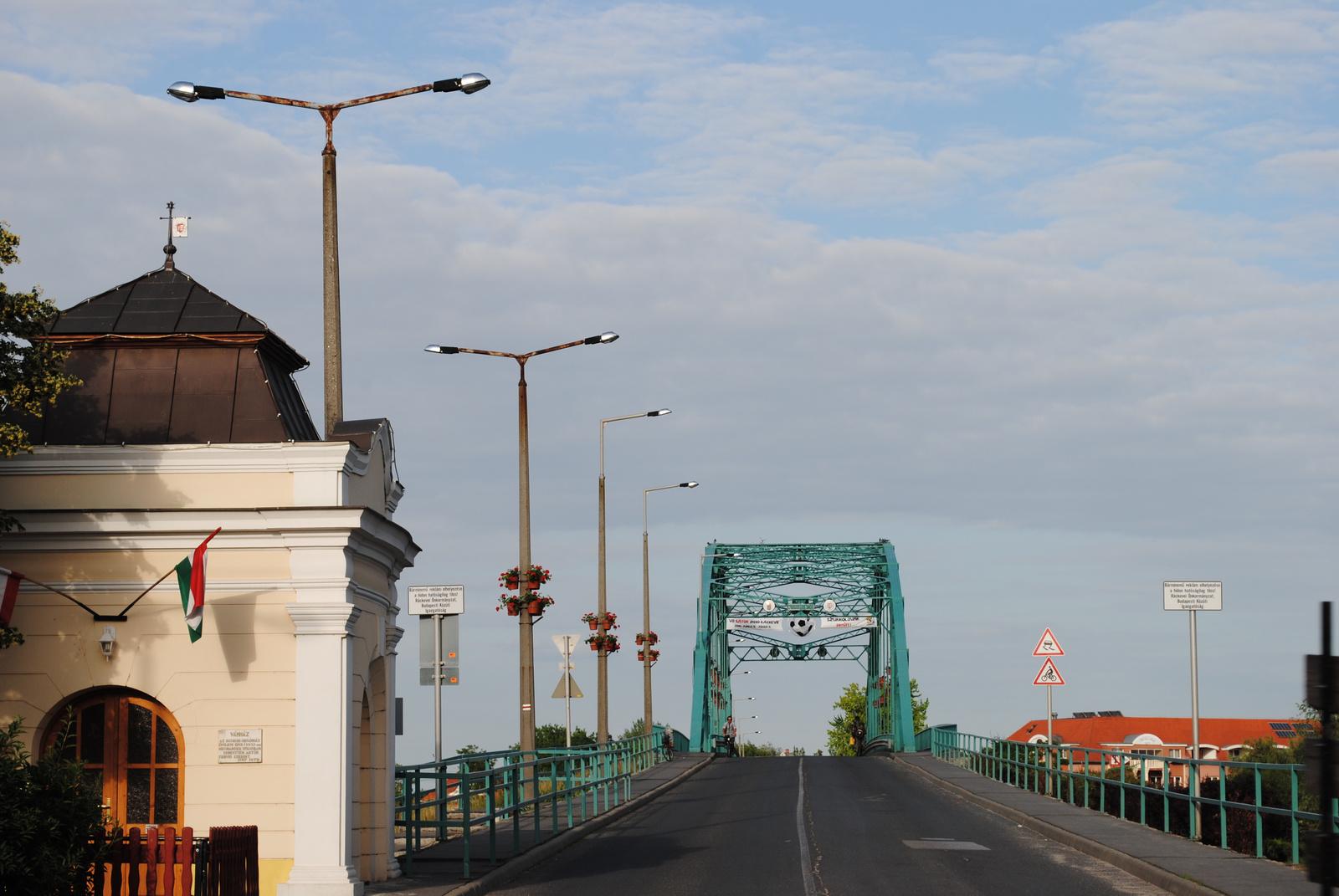 Árpád-híd  -  Ráckeve